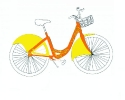 Barwy roweru miejskiego
