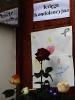 Księga kondolencyjna w biurze poselskim Macieja Płażyńskiego