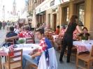 Kibice Hiszpanii i Chorwacji_1