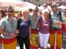 Kibice Hiszpanii i Chorwacji_29