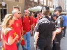 Kibice Hiszpanii i Chorwacji_6
