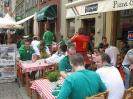 Kibice Hiszpanii i Irlandii