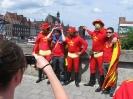 Kibice opanowali Gdańsk