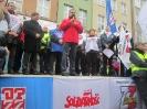 Manifestacja związkowa 9 listopada 2013