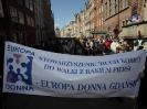 Marsz stowarzyszenia Europa Donna