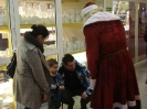 Mikołaj w Top Shopping