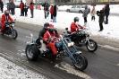 Mikołaje na motorach 2010