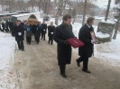 Pogrzeb Andrzeja Kawy