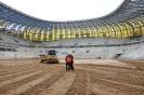 Prezydent Adamowicz z wizytacją na PGE Arena