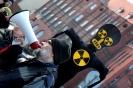 Protest przeciw budowie elektrowni atomowej